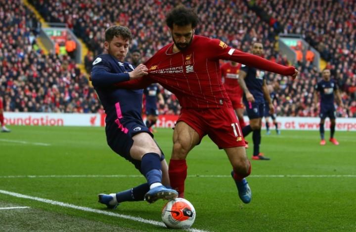 Football : la Premier League pourrait redémarrer le 8 juin