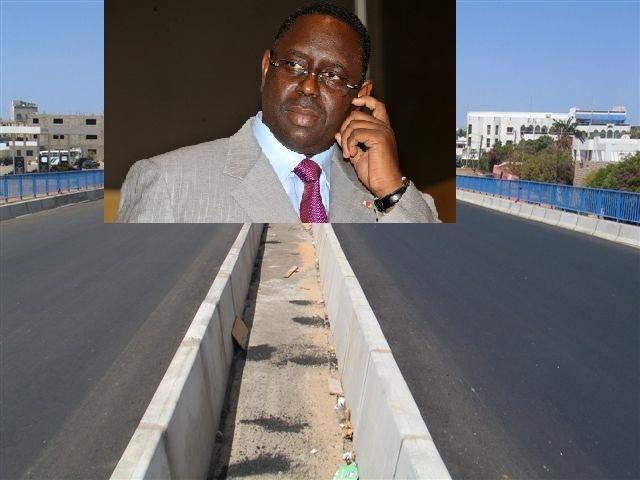 Prolongement de la VDN: Macky Sall obtient le financement du tronçon Golfe-Keur Massar