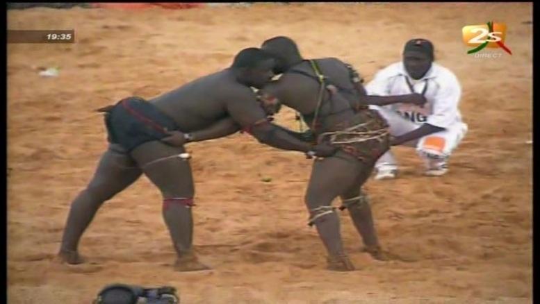 """Birahim Ndiaye : """"Gris Bordeaux ne devait pas lutter de la sorte face à un mi-lourd"""""""