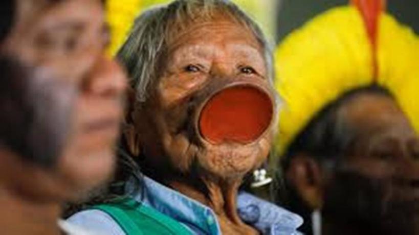 Covid-19 : le chef emblématique Raoni lance un appel pour aider les indigènes