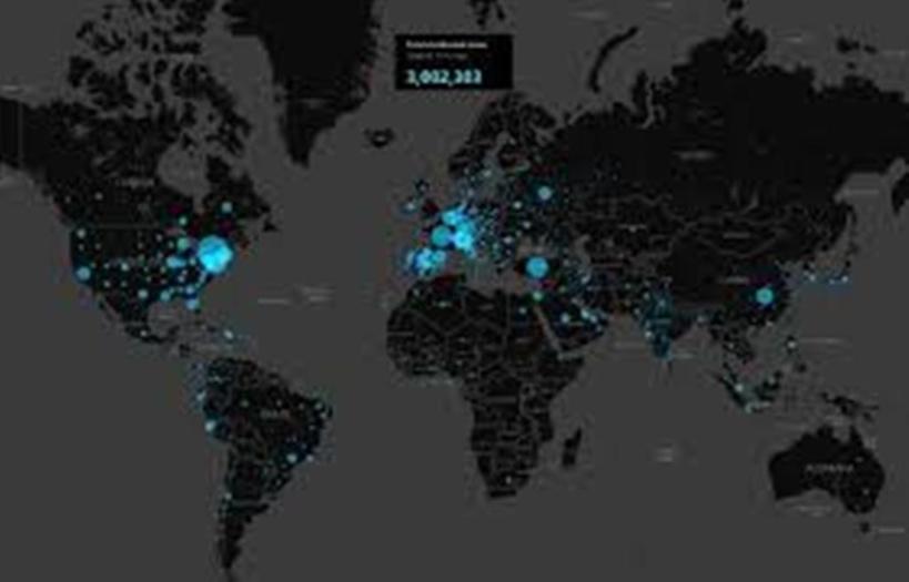 Coronavirus : Le cap des 3 millions de cas franchi dans le monde...