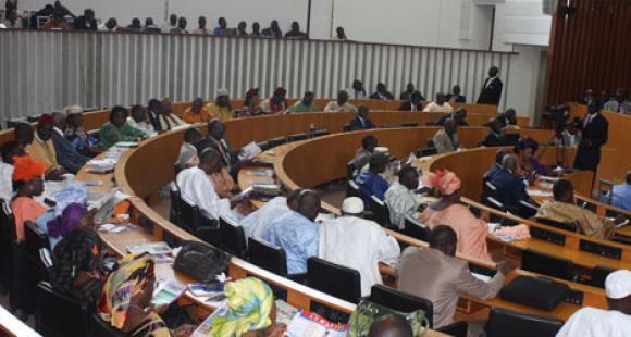 Installation de la 12ème législature : la nouvelle assemblée nationale convoquée lundi prochain