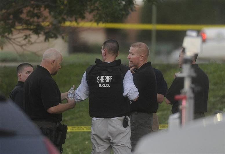 Tuerie dans un cinéma près de Denver, un suspect écroué