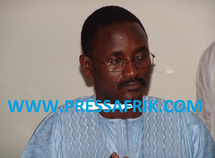 """Amadou Kane Diallo, """"premier prisonnier politique"""" sous l'ère Macky Sall, selon ses avocats"""