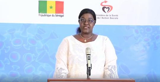 Pas de conflit entre le Professeur Seydi et le ministère de la Santé, assure Marie Khemesse Ngom Ndiaye