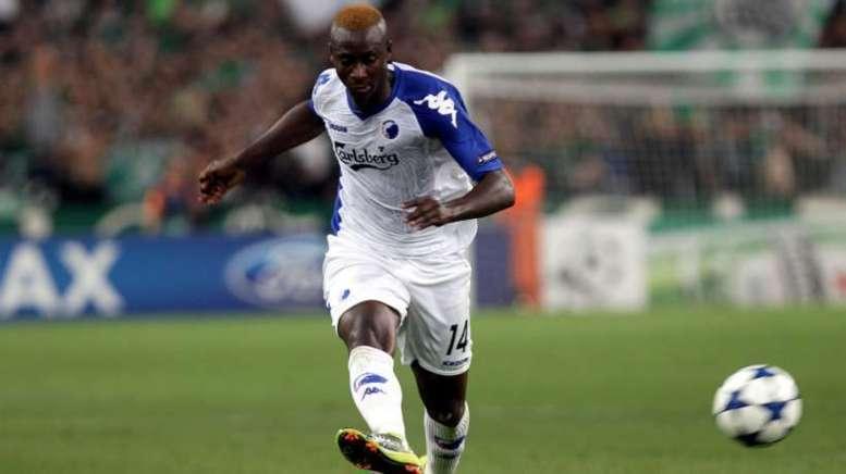 Foot-Transfert: Dame Ndoye s'engage avec le Lokomotiv Moscou