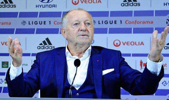 Jean-Michel Aulas règle ses comptes avec Jacques-Henri Eyraud