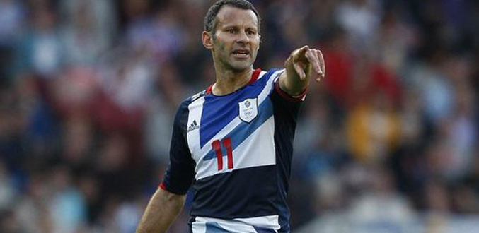 JO 2012-Grande Bretagne vs Sénégal: Giggs s'en prend à Sadio Mané et aux jeux rugueux des lions