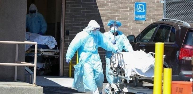 Coronavirus dans le monde, 1015 morts aux Etats-Unis en 24h