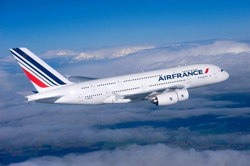 A partir de 11 mai, le port du masque est obligatoire sur l'ensemble des vols opérés par Air France