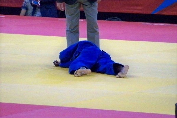 JO Londres-Judo: Hortense Diédhiou paie cher son manque de condition physique