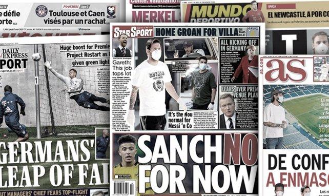 Newcastle prépare un premier gros coup sur le mercato, Manchester United calme le jeu pour Jadon Sancho