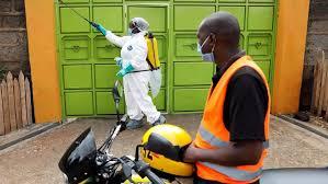 Coronavirus au Kenya: campagne de tests dans la quartier de Kawangware, à Nairobi
