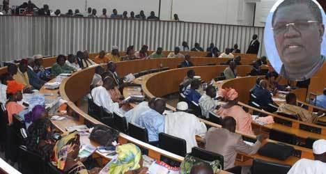 Installation de la 12ème législature : Ousmane Ngom toujours pas pardonné par Benno Bokk Yaakaar
