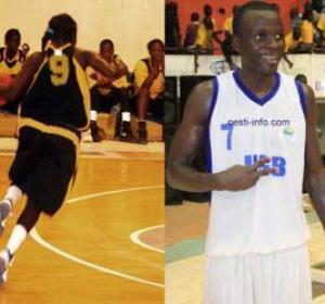 Basket Ball: Mamadou Vieux Ndoye (UGB) et Fatoumata Diango roi et reine du Basket 2012