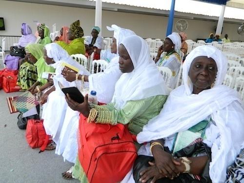 Démarrage visite médicale Pèlerinage à la Mecque 2012 : le CICES préféré à l'Institut islamique