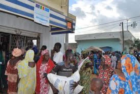 Crise alimentaire au Sénégal : près de 3,3 milliards de FCFA offerts au PAM par l'Union Européenne