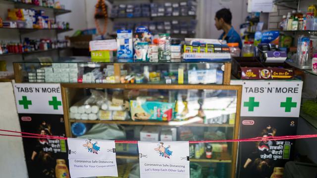 Un pharmacien indien mort après avoir bu médicament contre le Covid19 qu'il a fabriqué