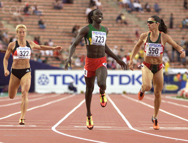 JO 2012-Athlétisme: Amy Mbacké Thiam éliminée