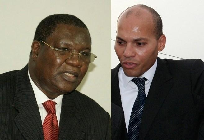 Sénégal - Enquêtes biens mal acquis: Des mises en demeure servies à Karim Wade et Ousmane Ngom
