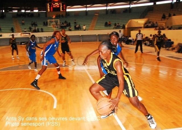 Basket-finale Coupe du Sénégal Dames: SLBC champion face au DUC
