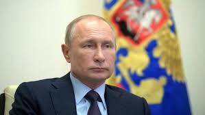 Confinement : le président russe annonce la fin de la période chômée et rémunérée
