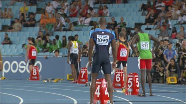 JO 2012-Athlétisme: Moussa Dembélé en lice ce mardi pour battre son record et décrocher une place en demi-finale