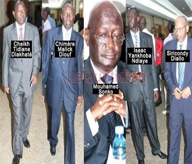 Pour non-respect de la parité lors de l'installation de l'Assemblée nationale, Bokk Yaakaar traînée devant les 5 « Sages »