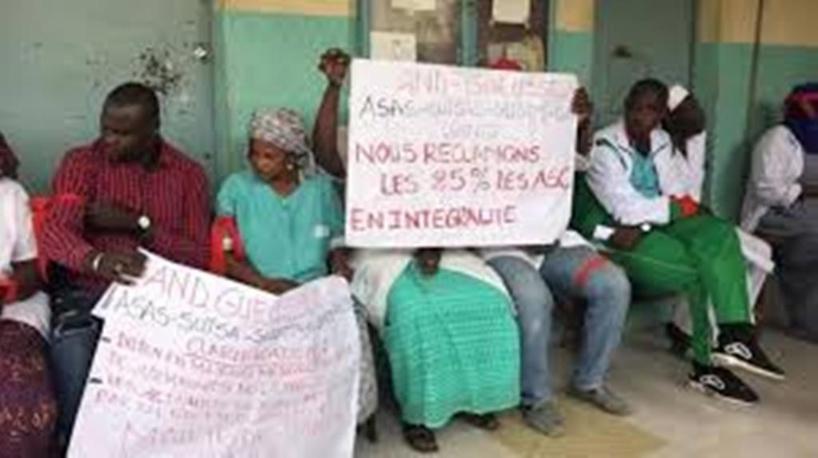 Pikine Ouest : les travailleurs du Centre de Santé Baye Talla Diop fustigent la gestion du médecin Chef