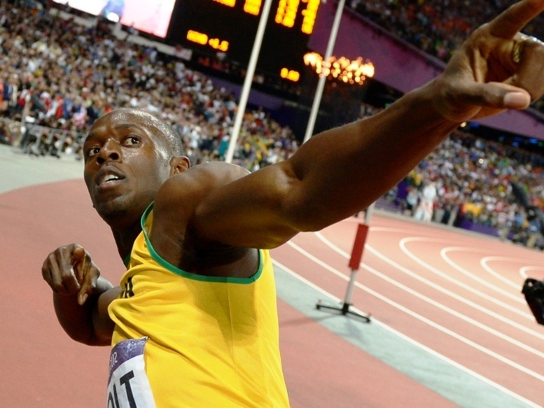 JO 2012: Bolt héros de légende, Rudisha dans les annales