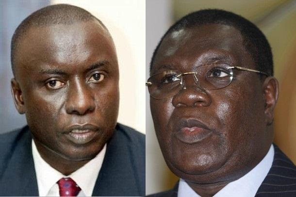 Idrissa Seck/Ousmane Ngom : Deux ennemis jurés qui s'accoladent et oublient leur adversité