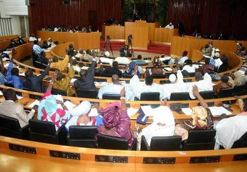 Après la pause gouvernementale:  Les députés en vacances…parlementaires !
