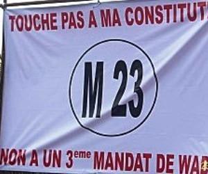 """Le M23 veut se muer en association pour promouvoir une """"conscience citoyenne"""""""