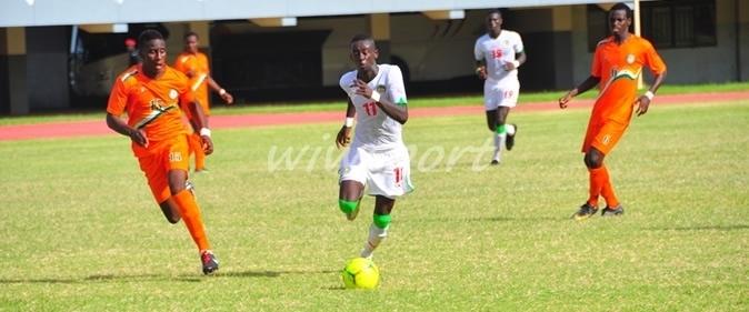 Eliminatoires CAN juniors 2013: le Sénégal élimine le Niger et hérite du Bénin