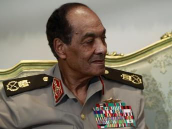 Egypte : le maréchal Tantaoui écarté du pouvoir par le président Morsi