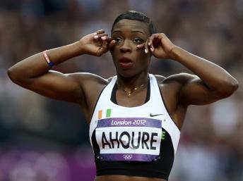 L'Ivoirienne Murielle Ahouré.