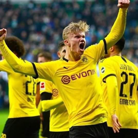 Ce samedi, c'est la reprise du foot avec le retour de la Bundesliga !