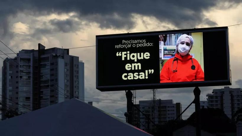 Covid-19 : le Brésil passe le cap des 15 000 morts du coronavirus