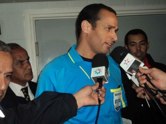 L'aritre marocain Bouchaib Lahrach