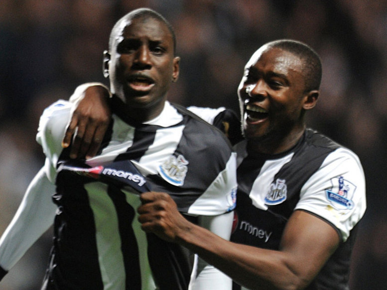 Premier league: Demba Ba ouvre le compte but de Newcastle