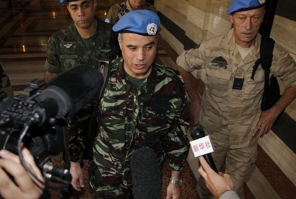 Les observateurs de l'ONU quittent la Syrie avec amertume