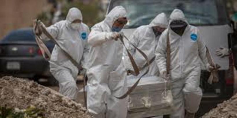 Coronavirus dans le monde, 759 morts aux Etats-Unis en 24h