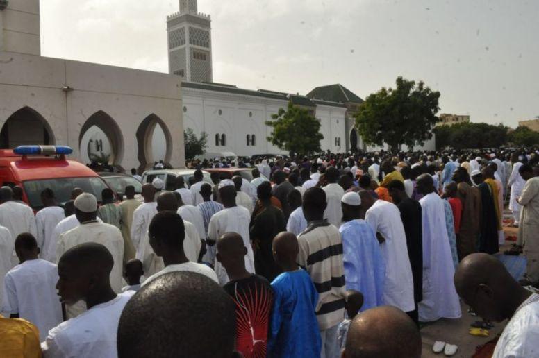 L'Imam de la grande mosquée de Dakar, Pape Moussa Samb appelle Macky à assumer pleinement ses responsabilités