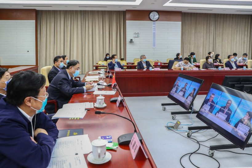 Lutte mondiale contre le COVID-19 : la Chine fournira 2 milliards de dollars américains sur deux ans pour aider les pays en développement