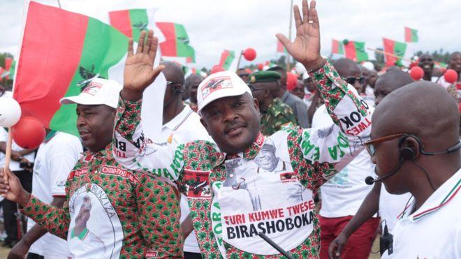 "Élection au Burundi : Nkurunziza va devenir le ""guide suprême"""