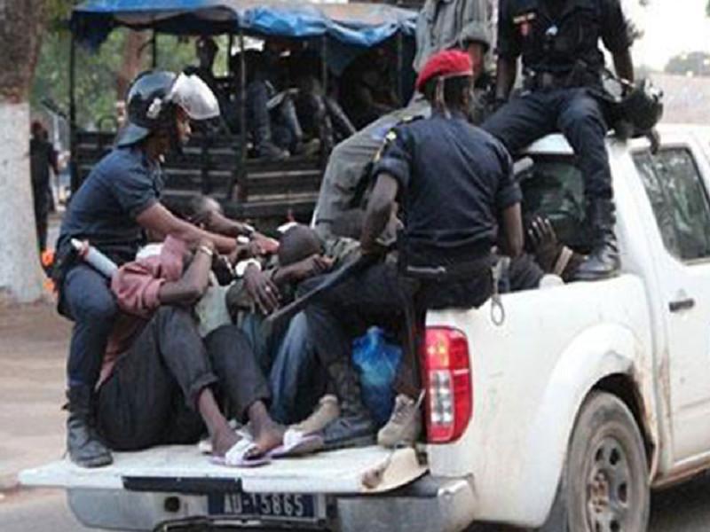 """Mbour : deux (2) individus arrêtés pour le """"délit d'attentat à la pudeur"""""""