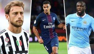 La Juve place 11 joueurs sur la liste des transferts, le Barça fixe le prix des joueurs sur le départ