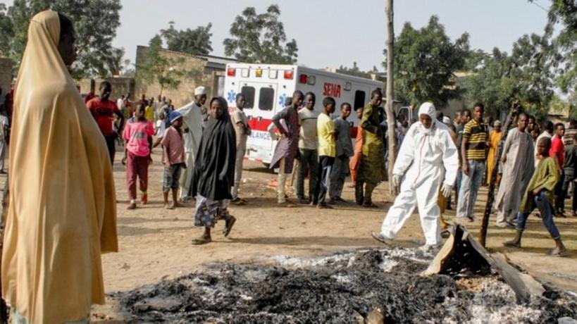 Burkina: Plus de 20 personnes tuées dans un marché de bétail à Kompienbiga (Est) .