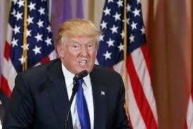 Donald Trump a peur