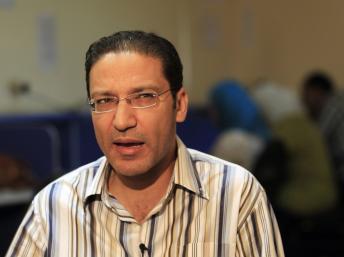 Le journaliste Islam Afifi est jugé depuis le 23 août pour « incitation à la destabilisation de l'Egypte ».